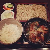 上野 蕎麦処 はなみずき ご飯屋 japanesenoodle okachimachi 秋葉原
