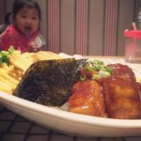 Mokuola Dexee Diner Uilani 有楽町マルイ店 カジキマグロ ツタバ