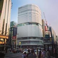 NISSAN GALLERY GINZA restructure ソニービル サッポロ銀座ビル
