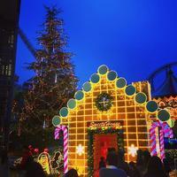 ラクーア (LaQua) マジックキャッスル クリスマス・イブ ネタ切れ アトラクションズ園内