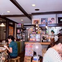 東日本橋 バンコック ラララ食堂 店内