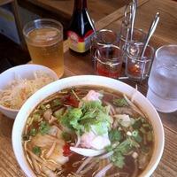 東日本橋 バンコック ラララ食堂 トムヤム麺