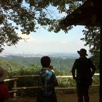 高尾山 稲荷山コース あずまや