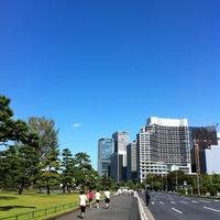 皇居ランニング 和田倉噴水公園前