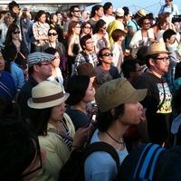 江ノ島 フリーダムサンセット JEBSKIライブ