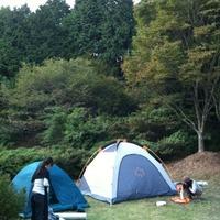 三島野外パーティー テント