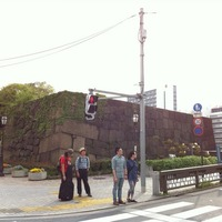 飯田橋 牛込見附跡と牛込橋