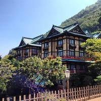 富士屋ホテル (Fujiya Hotel) 定番の花御殿...