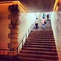 mAAch ecute (マーチエキュート) 神田万世橋 1912階段...