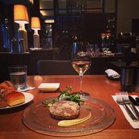 パレスホテル東京 グランドキッチン コラーゲンたっぷり豚肉のゼリー寄せ ピ...