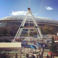 東京ドームシティ アトラクションズ amusementpark tokyodome ラクーア