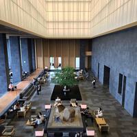 アマン 東京 Aman Tokyo amantokyo architecture ラウンジ 琴