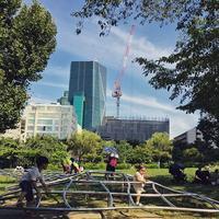 東京ミッドタウンガーデン・檜町公園 / Tokyo Midtown Garden 六本木に買い...