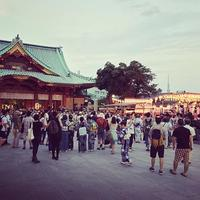 神田明神 tokyoskytree bondance 盆踊り 荻野目洋子 チャキチャキ 初開催