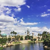 Tokyo Disney Sea 東京海洋迪士尼 アラビアンコースト台風一過 zootopia