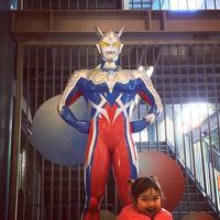 東京ドームシティ Tokyo Dome City ultramanzero ウルトラ 後楽園
