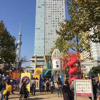 錦糸公園 kinshicho オリナス 無いため必ずロケット発射 錦糸町 shopping