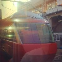 Odawara Station romancecargse VSE ムルシエラゴ obakyu