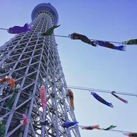 東京スカイツリー / Tokyo Skytree sorakarachan ソラカラ gw