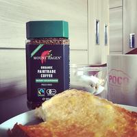 カフェイン instantcoffee mounthagen faretrade デカフェ