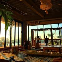 The Junglila Cafe and Restaurant ボブマーリー chatan