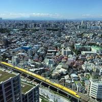 Shinagawa-ku, Tokyo, Japan 連日秋雨模様 好天 気持ち いいこと