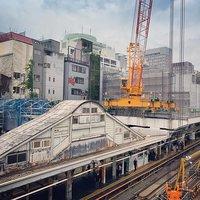 御茶ノ水駅 architecture アトレ 山小屋 三省堂 聖橋口旧駅舎 ディスクユニオン
